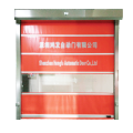 PVC Curtain High Speed ​​Roller Shutter Door