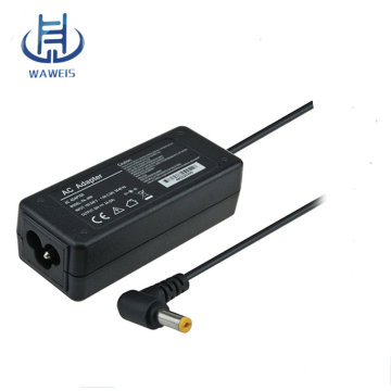 Mini power adapter 19v 1.58a 30w for hp