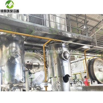 Crude Oil Distillation Process Equipment