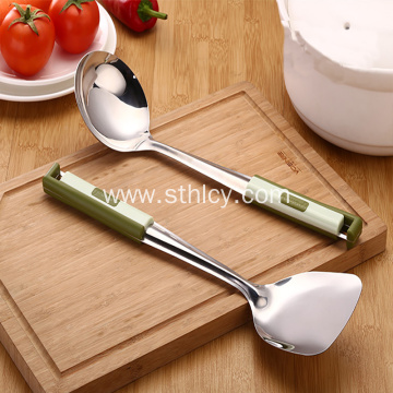 Stainless Steel Kitchen Shovel Spoon