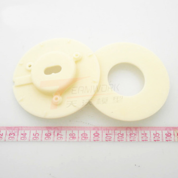 Unique prototyping services plastic abs cnc machining