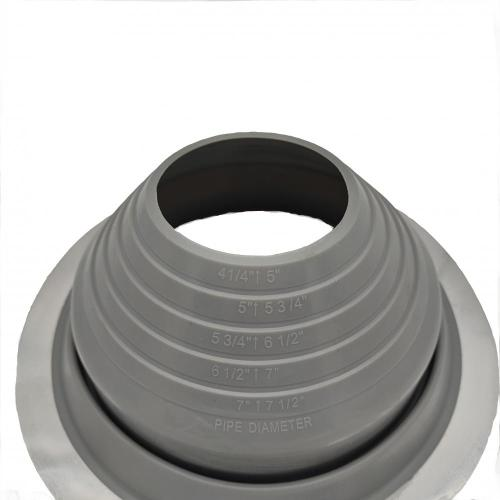 Durable material Silicone Roof Flashing with Aluminium eage