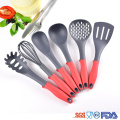 6 Piece wholesale nylon kitchen set cooking tools