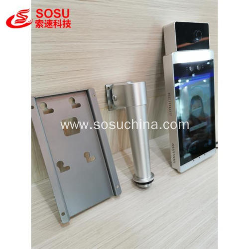 8 Inch Face Recognition Detection Thermal Measurement