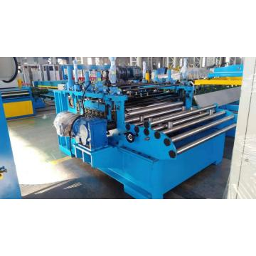 cut to length production line