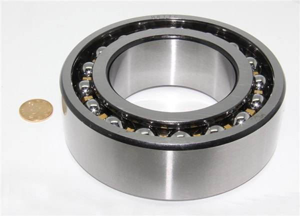 Less Axial Space Bearing