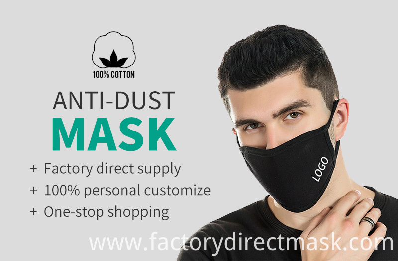 Cotton Washable Fashionable Party Type Protective Masks