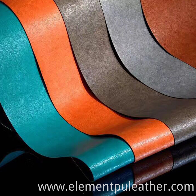 100% synthetic pu leather