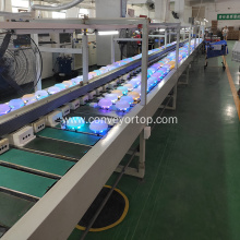 Led Light Electronic Aging Testing Line Assembly Line