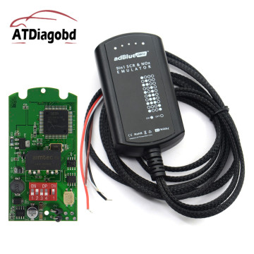 Top Adblue 8 in 1 8in1 update to Adblue 9 in 1 Universal NOT NEED ANY SOFTWARE 9in1 AdBlue Emulation Box for multi-brands trucks