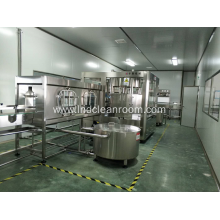 Africa Beverage Factory Clean room