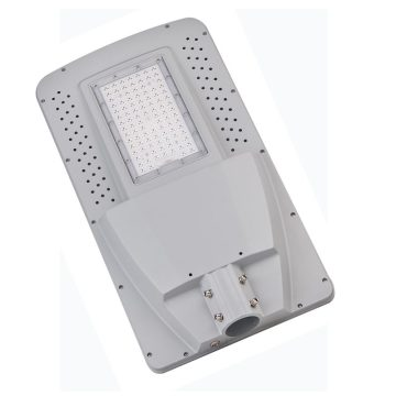 Solar Powered Led Pole Light Fixture 30 Watt