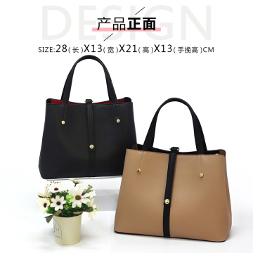 Custom Soft Sling Tote Handbags for Ladies
