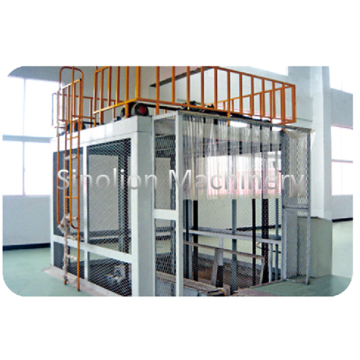 Auto Paper Roll Vertical Elevators
