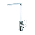 Quality faucet brass kitchen mixer tap with swivel