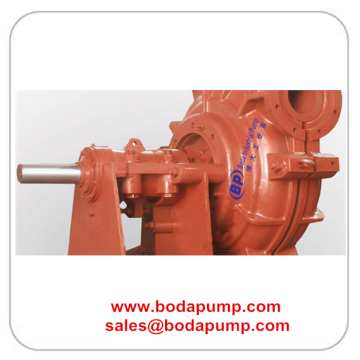 End Suction Centrifugal Slurry Sludge Pump