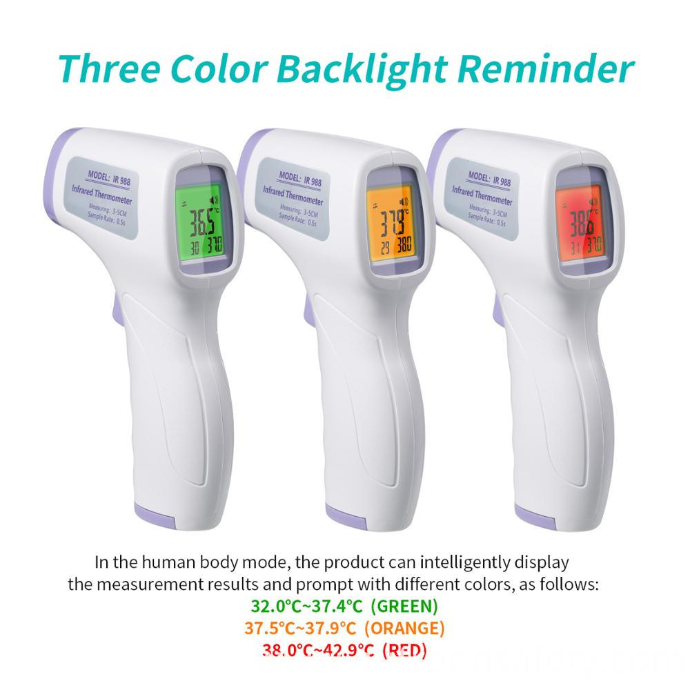Medical Body Infrared Thermometer