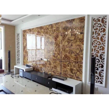 high quality pvc marbling panel for wall decoration