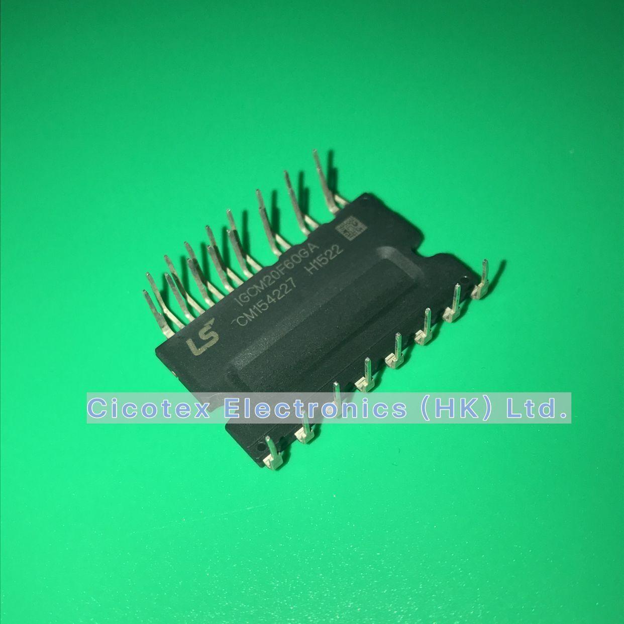 "IGCM20F60GA module IGCM 20F60GA IGBT Power Driver Module IGBT 3 Phase 600V 20A 24-PowerDIP Module (1.028"", 26.10mm) 24MDIP F60GA"