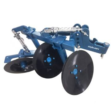 2 Disc Plough For 18hp Walk Behind tractor