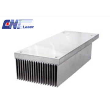AL Meaterial Laser Head Heatsink