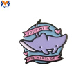 Quality Custom Cute Alloy Enamel Lapel Pin