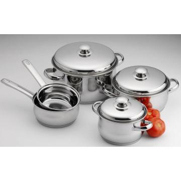 Stainless Composite Bottom Pot Sets