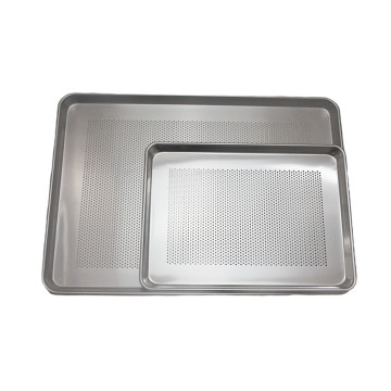 Perforated Half Cookie Tray
