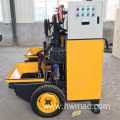 Full hydraulic mortar fine stone concrete pump