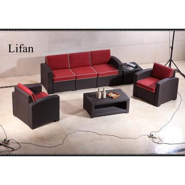 Waterproof high quality Classical Garden rattan sofa