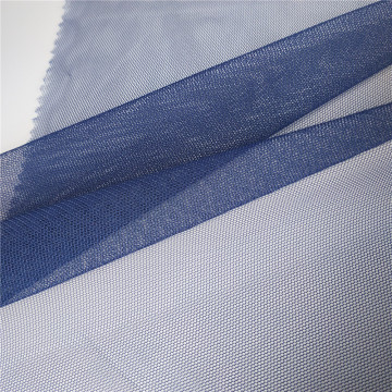 Matte hexagon soft tulle net mesh fabric