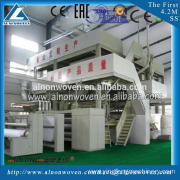 Brand New AL-3200MM SSS Nonwoven Machine Price with Great Price