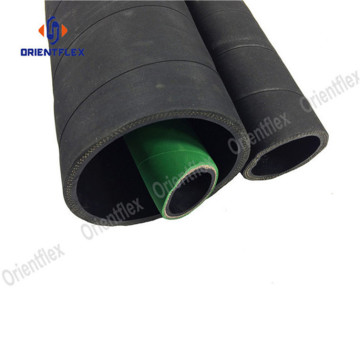 40m rubber water pump delivery hose 16bar