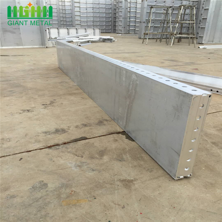 Lower maintenance and labor costs aluminum formwork