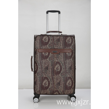 Genuine PU leisure luggage