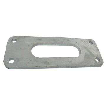 Electric Power Line Accessories Rectangular Yoke Plate