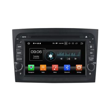 Oreo 8.0 car DVD players for Doblo 2016