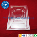 Custom Plastic thermoformed Clamshell Packaging