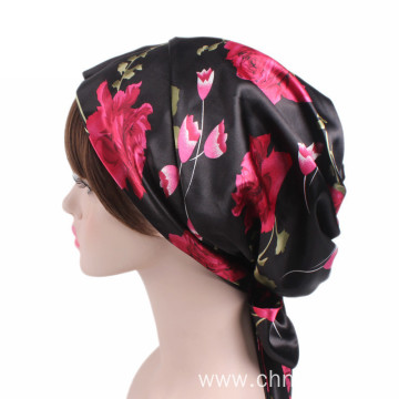 Fashion women chemo cap turban bandanas hat