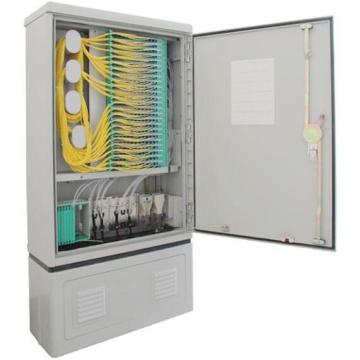 Outdoor SMC Fiber Splice Cabinet