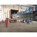 Steel erw tube mill