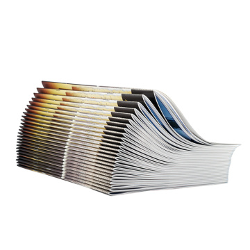 Cheap Printed Magazine Company Products Catalog