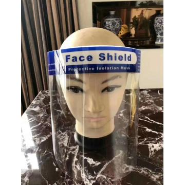 stock protection face shield safety