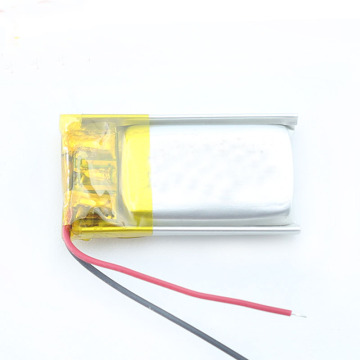 high capacity lipo battery 802540 800mAh lithium battery