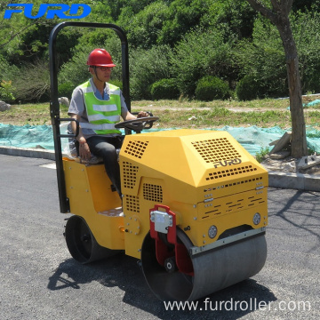 Variable Speed 800kg Small Vibrating Roller For Sale