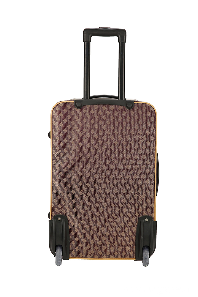 Overmute fancy Oxford luggage case