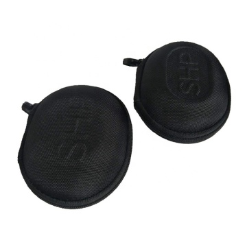Portable wireless eva earbud/earphone case