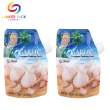High Quality Resealable Food Pouch Bags With Spout