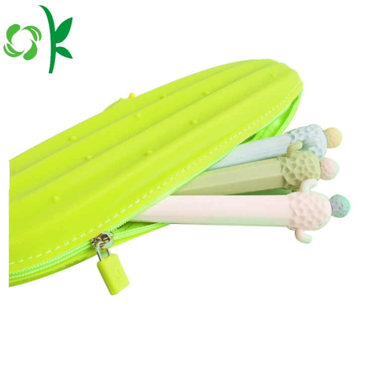 silicone pencil case