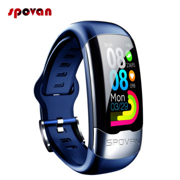 Smart Bracelet Sport Band With ECG Activity Tracker Blood Pressure Heart Rate HRV Sleep Monitoring PK Band 4